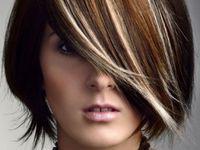 Pinterest Hair/Beauty Magazine