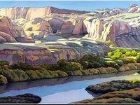 Paintings - Landscapes
