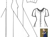 Medieval, Renaissance Garb How-To & Patterns