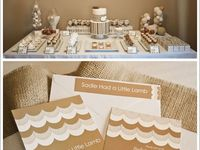 cute party ideas for me, future brides or mommys