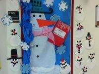Preschool-Door Decorations