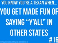 I have been to many places, but Texas will always be where my <3 is!