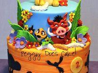 custom Cake inspirations
