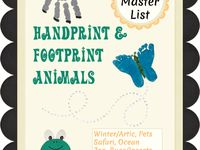 Hand/Footprints
