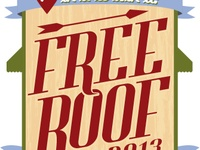 Sheriff Goslin / Free Roof Pin It To Win IT
