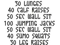 Fitness Obsessions