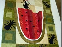 Patriotic/Summer quilts