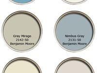House :: paint colors