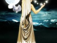 the feminine divine within all women on this planet. xx