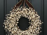 Wreaths and Ornaments
