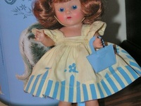 "Vintage (and new) 8"" Ginny, Ginger, MA, Muffie Treasures"