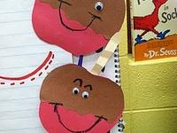 Speech kids' crafts