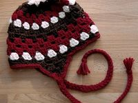 Crochet Baby - Hats & Headbands