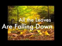 Fall:  Leaf Activities