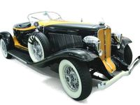 Vintage Classic Collectable Cars From The World's Top Auto Makers