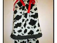 Cow outfits