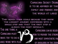 Capricorn, leftie, INFJ