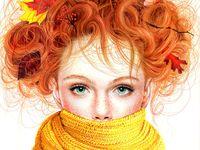 My secret love of redheads