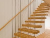 Tiny House stairs: compressed, alternating and interesting