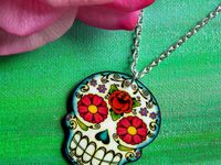 ~ Day of the Dead  & Everything Skull ~