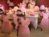 party de princesse