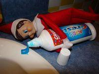 Christmas - Elf on a shelf