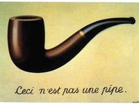 René François Ghislain Magritte was a Belgian surrealist artist. He became well known for a number of witty and thought-provoking images that fall under the umbrella of surrealism. Wikipedia