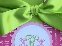 Monogrammed with Love