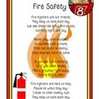 Community Workers:  Firemen/Fire Safety