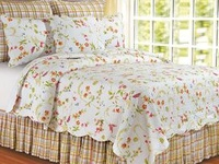 Lovely linen and bedding to make our special place even more special