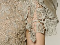 Lace, Bows, and Beading