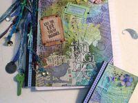 Journal & altered books