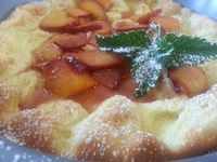 Peach Compote on Pinterest