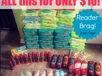 Check out these insanely AWESOME deals my readers scored! Learn how on Kroger Krazy!