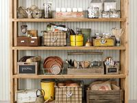 clutter control & Organizing