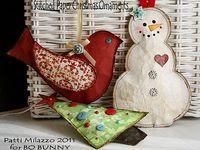 Holiday Christmas Ornies