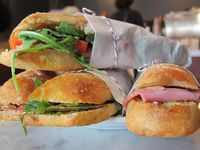 Food : Sandwich & Bruchetta's
