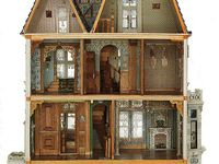 Dollhouses and Miniatures