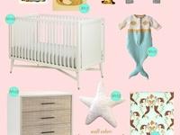 Baby Girl Nursery for Sophie!