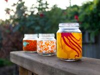 Things you can do with baby food jars
