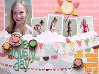 Scrapbooking - Layouts