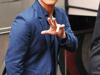 Peter Gene Hernandez....better known as Bruno Mars. An electric smile, heart of gold and voice like Velvet.