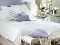 Lavender bedrooms