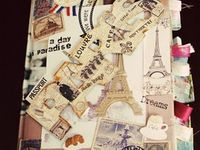 Journal and memories