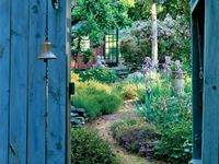 Gardens, Sun Rooms, Garden Paths and Potting Sheds