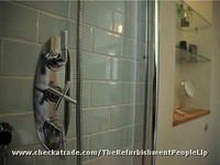 Bathroom tils