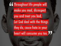 Quotes & good advice