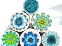 Polymer Clay Canes....