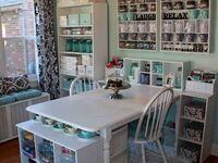 Designing rooms, decorating ideas