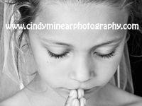 First Communion Photo Ideas